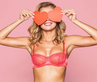 Triky pro malá i velká prsa. Jak vybrat nejlepší podprsenku?