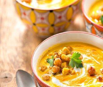 Ochutnejte husté polévky se zeleninou