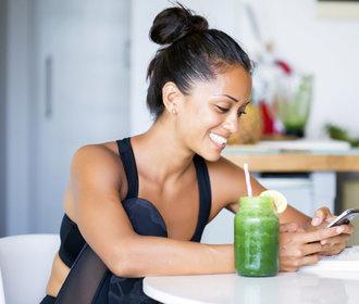 Udělejte si domácí zelené smoothie