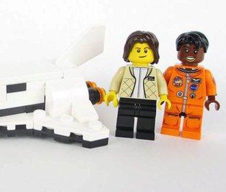 Batman, Harry Potter a vědkyně z NASA. Stavebnice Lego rozšíří set ženských figurek