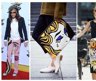 Pop art v módě. Odvažte se!