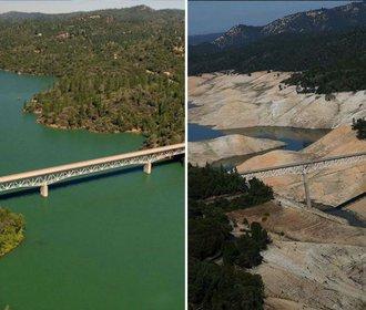 Dříve a nyní: Fotky NASA odhalují dramatické proměny Země