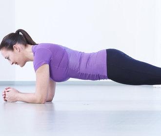 Pár minut denně a za 28 dní máte tělo jako bohyně! Vyzkoušejte 28 denní plankovací výzvu!