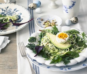 Jaro v kuchyni: 6 pokrmů, které vám zvednou náladu