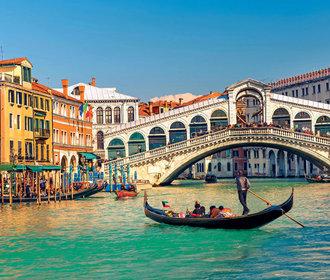 Chcete zažít opravdovou romantiku? Vyhrajte s námi zpáteční letenky do Benátek!