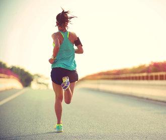 Desetitýdenní plán, jak se zlepšit v běhání, když začínáte
