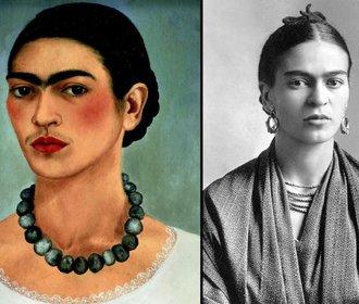 Šatník Fridy Kahlo: Podívejte se na skvosty, které byly padesát let skryty!
