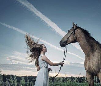 Vzhůru do sedla! Relaxovat na koni můžete i ve městě