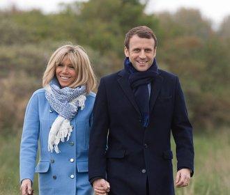 Femme fatale Francie: Proč Macron zahořel láskou ke starší učitelce?