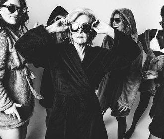 Britská profesorka se stala módní ikonou. Náhodou ve 63 letech