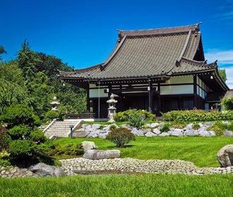 Objevte poklidnou atmosféru japonských zahrad