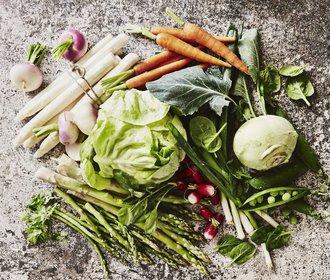Křupavé a plné chutí! 6 báječných jídel s jarní zeleninou