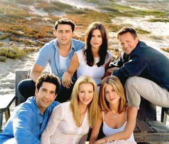 Přátelé v roce 2017! Co by dělali Rachel, Ross, Joey a Chandler?