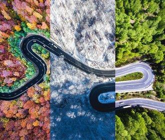 Z ptačí perspektivy: 10 snímků, ze kterých se tají dech