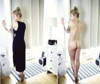 Oblečený nebo nahý? Jak se změní běžné situace, když sundáte oblečení?