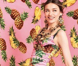 Hravé oblečení s potiskem ovoce a zeleniny: Víme, kde ho pořídíte!
