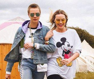 Glastonbury 2017: Jak se bavily celebrity na legendárním festivalu?