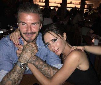 Beckhamovi neměli vždy takový vkus. Jak se vyvíjel jejich styl?