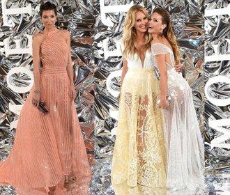 Luxusní Moët večírek v Karlových Varech: Kdo měl nejkrásnější šaty?