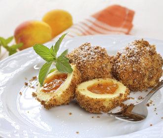Hříšně dobré: Netradiční meruňkové knedlíky s fenyklem!