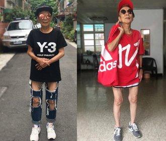 88letá stylová babička je hvězdou internetu!