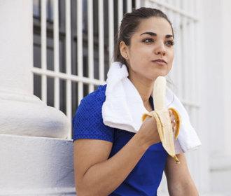 Jídla, která vám pomohou rychleji běhat a zhubnout