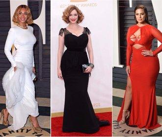 Slavné ženy přiznávají: Kvůli postavě mi návrháři nechtěli půjčovat šaty!