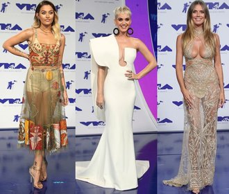10 NEJ z MTV Awards: Kdo byl nejodvážnější, nejhorší a nejlepší?