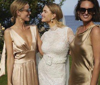 Svatby podle slavných módních blogerek: Jaké volí šaty?