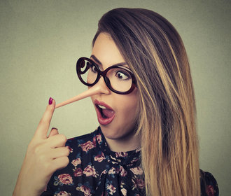 O čem ženy nejčastěji lžou? A co muži?