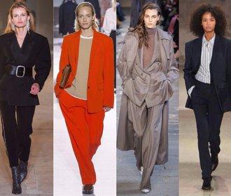 Corporate chic: Konzervativní firemní dress code je novým trendem!