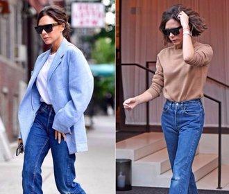 Victoria Beckham mění styl! Čím okouzlila New York?