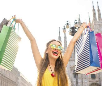 Kam vyrazit nakupovat? Milán, Vídeň a Helsinki vás volají!