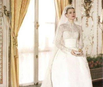 Co jste možná nevěděla o svatebních šatech Grace Kelly!