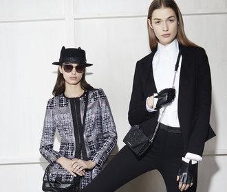Ikonický Karl Lagerfeld: Prohlédněte si jeho novou podzimní kolekci