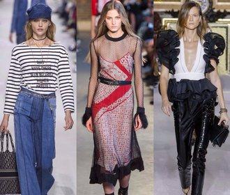 Trendy z Paříže: Neuvěříte, že tohle budete chtít na jaře nosit!