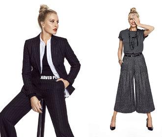 Simona Krainová v roli návrhářky: Kolekci vystihuje rebélie, elegance a kombinovatelnost!