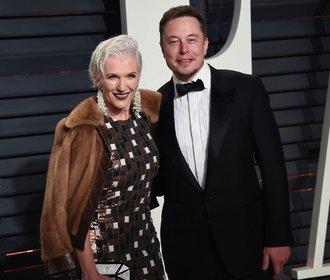 Seznamte se s Maye Musk: 69letou modelkou a mámou Elona Muska