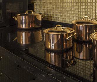 Luxusní šperk do kuchyně? Měděné nádobí