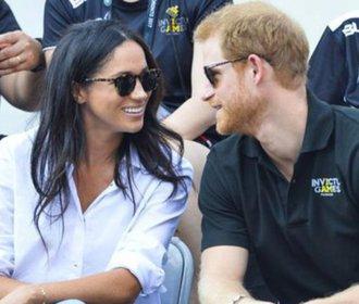 Princ Harry chce svatbu bez kamer! Proběhly tajné zásnuby?