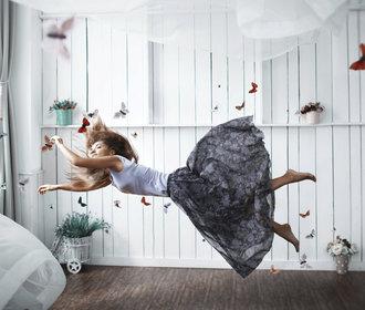 Lucidní snění: Naučte se ovládat své sny!