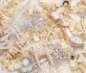 Netradičně tradiční vánoční ozdoby: Vraťte se zpět do dětství