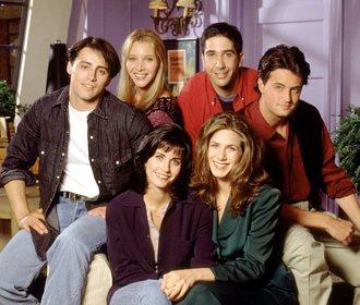7 věcí, které jsme se naučili ze seriálu Přátelé!