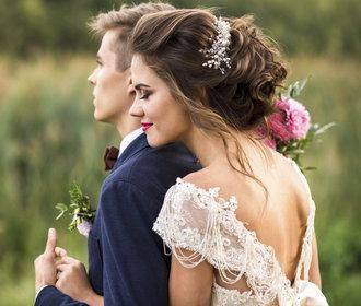 Svatební inspirace: Šaty, květiny, účesy nebo venkovní svatby – najděte si ten svůj styl