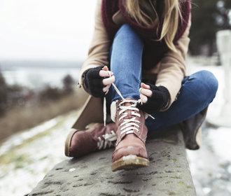 Zimní boty do sněhu a na hory: Můžou být praktické i trendy zároveň!