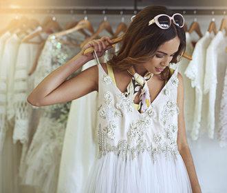 Jak vybrat nejkrásnější svatební šaty – nabízíme inspiraci i rady, podle čeho šaty vybírat