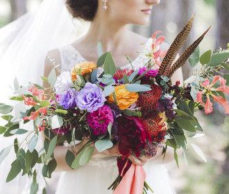 Jak si vybrat květiny na svatbu? Které krásně voní, vydrží nejdéle bez vody a vypadají nejlépe