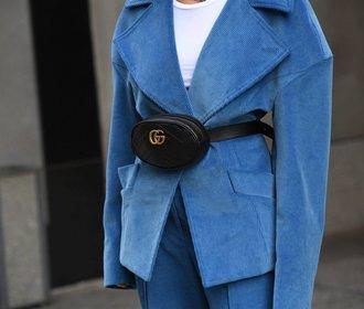 Návrat manšestru: Materiálu, který mají v šatníku všechny milovnice francouzského stylu