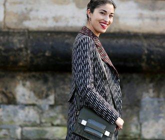 Caroline Issa: Královna street stylu, kterou stojí za to sledovat