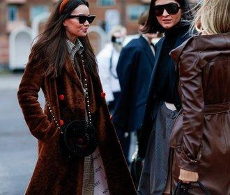 Inspirace z Instagramu: Co nosí stylové Skandinávky, když je venku -5?